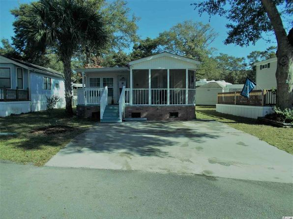 2 bed 1 bath Mobile / Manufactured at 5400 Little River Neck Rd North Myrtle Beach, SC, 29582 is for sale at 115k - 1 of 25
