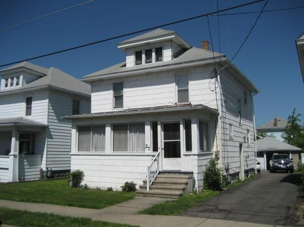 4 bed 1 bath Single Family at 27 Sherman St Johnson City, NY, 13790 is for sale at 65k - 1 of 5