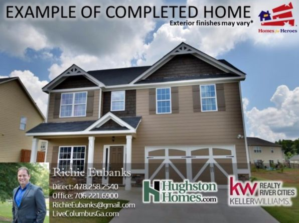 4 bed 3 bath Single Family at 28 Valley Bluff Dr Hamilton, GA, 31811 is for sale at 185k - 1 of 16