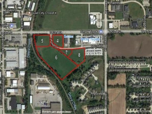 null bed null bath Vacant Land at 53RD St Davenport, IA, 52807 is for sale at 253k - 1 of 2