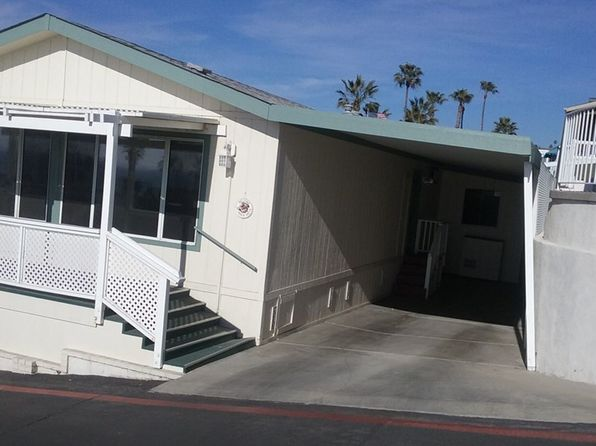 2 bed 2 bath Mobile / Manufactured at 307 Beach Dr San Clemente, CA, 92672 is for sale at 159k - 1 of 26