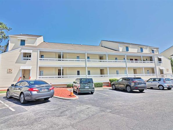 1 bed 2 bath Condo at 1100 Possum Trot Rd North Myrtle Beach, SC, 29582 is for sale at 69k - 1 of 25