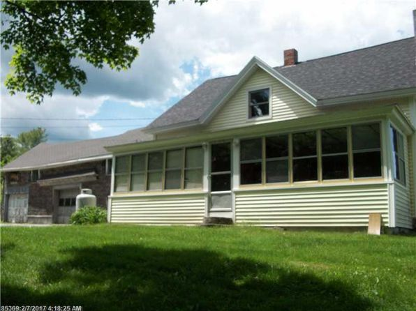 4 bed 1 bath Single Family at 113 CANAAN RD PITTSFIELD, ME, 04967 is for sale at 85k - 1 of 13