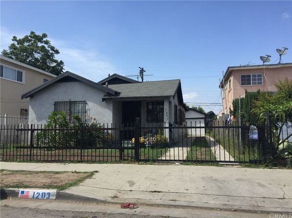 2 bed 1 bath Single Family at 1203 E 74th St Los Angeles, CA, 90001 is for sale at 275k - google static map