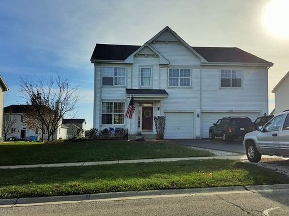 4 bed 3 bath Single Family at Undisclosed Address Round Lake, IL, 60073 is for sale at 257k - google static map