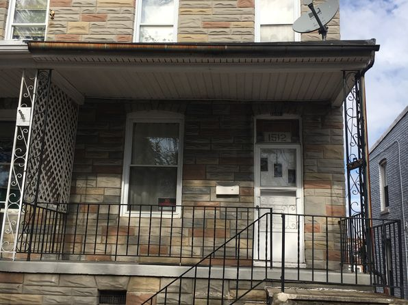 4 bed 1 bath Townhouse at 1512 Elmtree St Baltimore, MD, 21226 is for sale at 35k - google static map