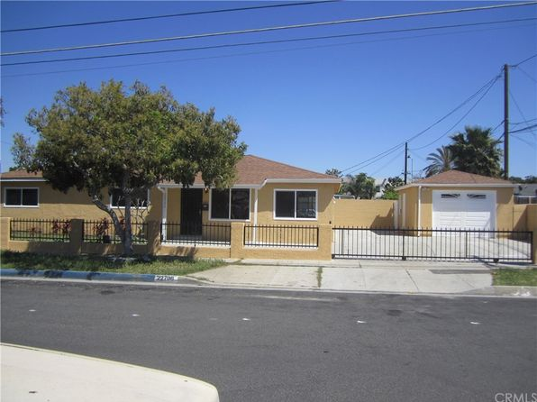 4 bed 2 bath Single Family at 22706 Marine Ave Carson, CA, 90745 is for sale at 539k - 1 of 54