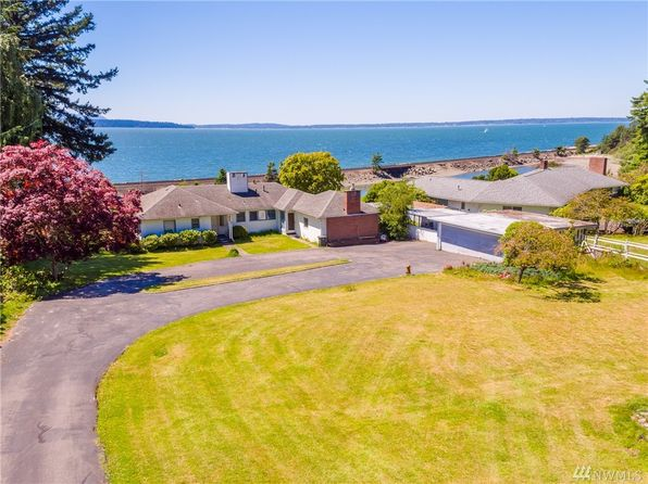 2 bed 2 bath Single Family at 422 Bayside Rd Bellingham, WA, 98225 is for sale at 1.20m - 1 of 25