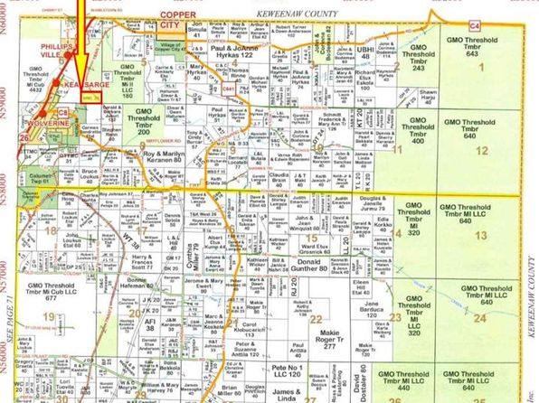 null bed null bath Vacant Land at  Tbd Trl Calumet, MI, 49913 is for sale at 131k - google static map