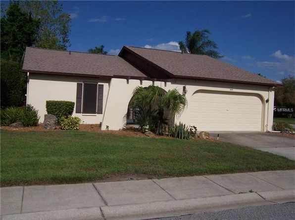 2 bed 2 bath Single Family at 600 Apple Ln Englewood, FL, 34223 is for sale at 174k - 1 of 13