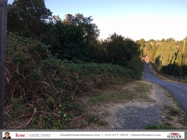 null bed null bath Vacant Land at 0 Browns Point Blvd NE Tacoma, WA, 98422 is for sale at 110k - 1 of 3