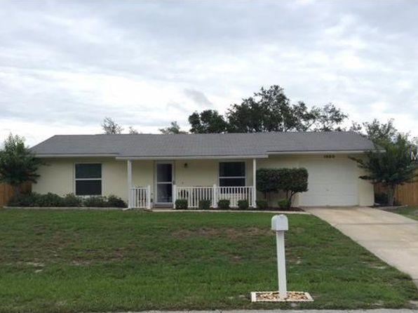 2 bed 1 bath Single Family at 1650 Keeling Dr Deltona, FL, 32738 is for sale at 140k - 1 of 25