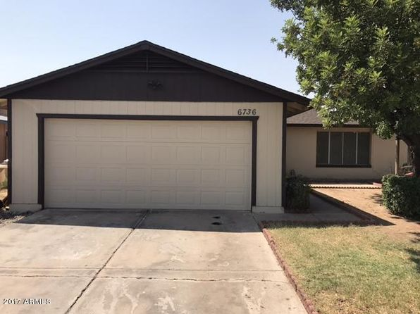 3 bed 2 bath Single Family at 6736 N 65th Ave Glendale, AZ, 85301 is for sale at 155k - 1 of 10