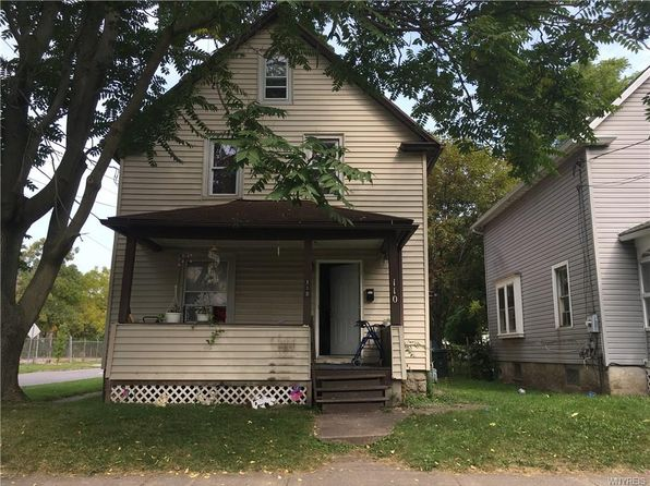 4 bed 1 bath Single Family at 110 Wilbur St Rochester, NY, 14611 is for sale at 25k - 1 of 5