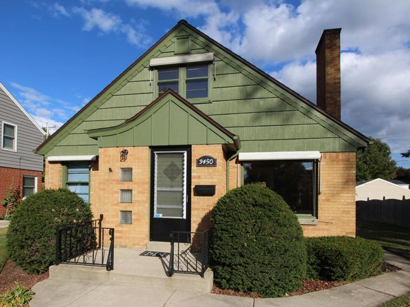 3 bed 2 bath Single Family at 3450 N 81st St Milwaukee, WI, 53222 is for sale at 110k - 1 of 19