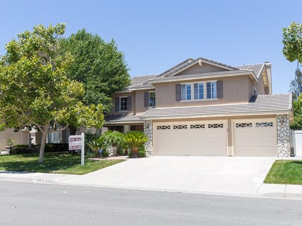 5 bed 3 bath Single Family at 43072 Calle Reva Temecula, CA, 92592 is for sale at 515k - 1 of 25