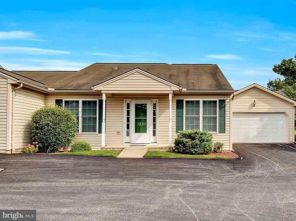 2 bed 2 bath Townhouse at 3222 Hub Ct Dover, PA, 17315 is for sale at 135k - 1 of 26