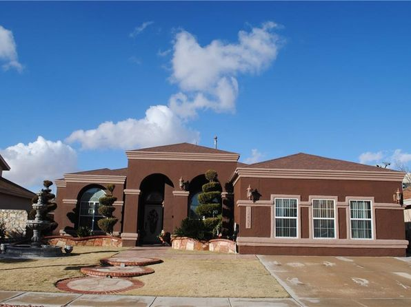 4 bed 2 bath Single Family at 12457 Tierra Nogal Dr El Paso, TX, 79938 is for sale at 179k - 1 of 26