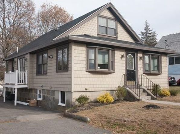 2 bed 2 bath Single Family at 12 Wesson Ave Quincy, MA, 02169 is for sale at 468k - 1 of 14