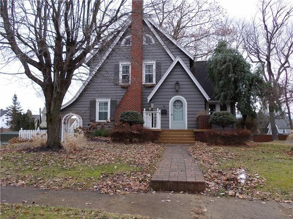 4 bed 2 bath Single Family at 15 W Garfield Ave New Castle, PA, 16105 is for sale at 115k - 1 of 25