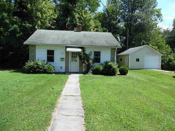 1 bed 1 bath Single Family at 501 S Market St Rockville, IN, 47872 is for sale at 43k - 1 of 12