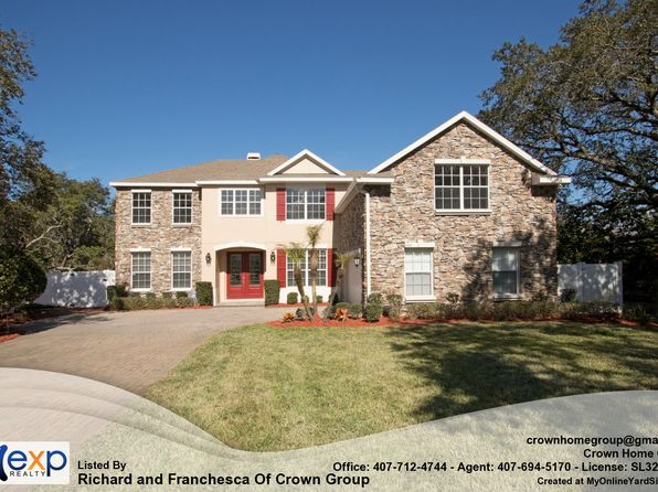 5 bed 5 bath Single Family at 168 VAN BUREN AVE LAKE MARY, FL, 32746 is for sale at 649k - 1 of 28