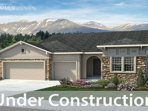 4 bed 3 bath Single Family at 5595 Thurber Dr Colorado Springs, CO, 80924 is for sale at 484k - google static map