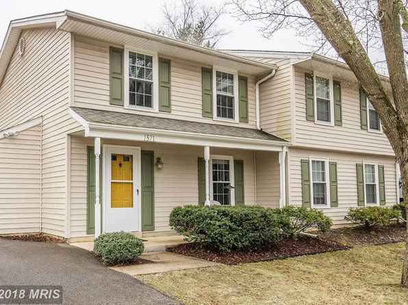 3 bed 2 bath Townhouse at 1571 Star Pine Dr Annapolis, MD, 21409 is for sale at 234k - 1 of 17