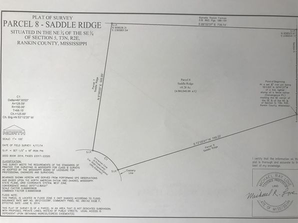 null bed null bath Vacant Land at  Lot 8 Ammerman Cv Florence, MS, 39073 is for sale at 104k - google static map