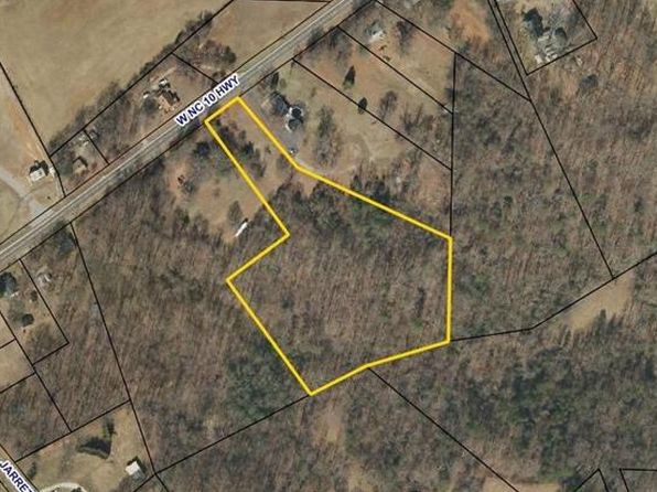null bed null bath Vacant Land at  Hwy 10 Rd Newton, NC, 28658 is for sale at 45k - google static map