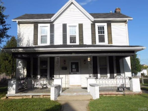null bed 2 bath Single Family at 23 S 9th St Miamisburg, OH, 45342 is for sale at 145k - google static map