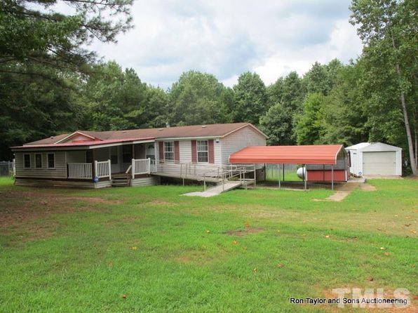 3 bed 2 bath Mobile / Manufactured at 145 Fish Branch Ln Warrenton, NC, 27589 is for sale at 75k - 1 of 16
