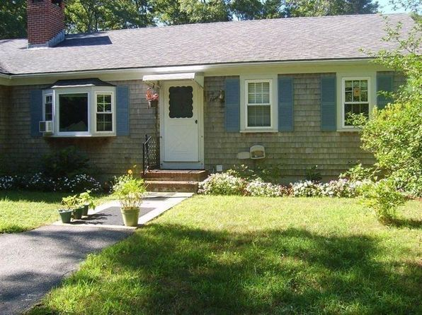 2 bed 2 bath Single Family at 48 John Ewer Rd Sandwich, MA, 02563 is for sale at 269k - 1 of 9