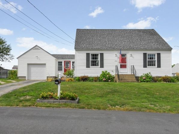 3 bed 2 bath Single Family at 254 Maryland Ave Manchester, NH, 03104 is for sale at 255k - 1 of 12