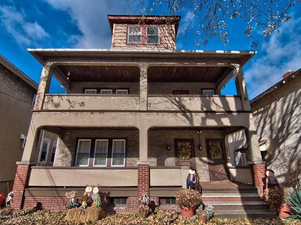 4 bed 2 bath Multi Family at 1115 Quincy Ave Dunmore, PA, 18510 is for sale at 135k - 1 of 47