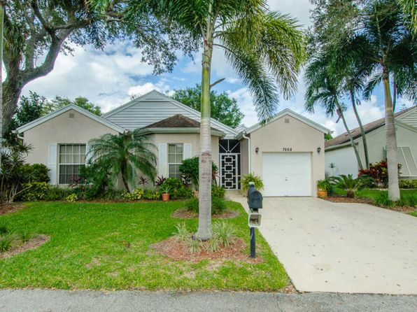 3 bed 2 bath Single Family at 7668 KINGS RIDE BOYNTON BEACH, FL, 33436 is for sale at 265k - 1 of 38