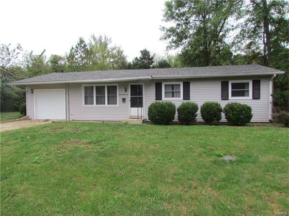 3 bed 1 bath Single Family at 136 Hilda Crow Dr Sullivan, MO, 63080 is for sale at 79k - 1 of 18