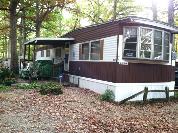 2 bed 1 bath Mobile / Manufactured at 41 Ems T25b Ln Leesburg, IN, 46538 is for sale at 9k - google static map