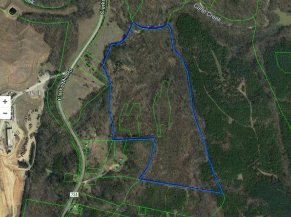 null bed null bath Vacant Land at 00 Clarks Mill Rd Ringgold, VA, 24586 is for sale at 55k - google static map