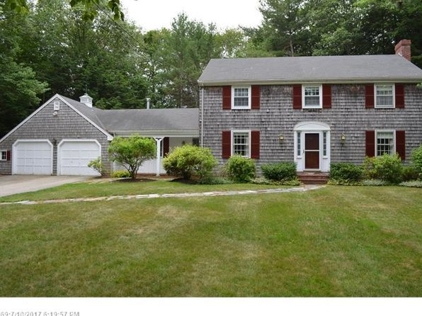 4 bed 3 bath Single Family at 20 Hedgerow Dr Falmouth, ME, 04105 is for sale at 535k - 1 of 27