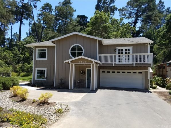 3 bed 2 bath Single Family at 1835 Orville Ave Cambria, CA, 93428 is for sale at 749k - 1 of 58