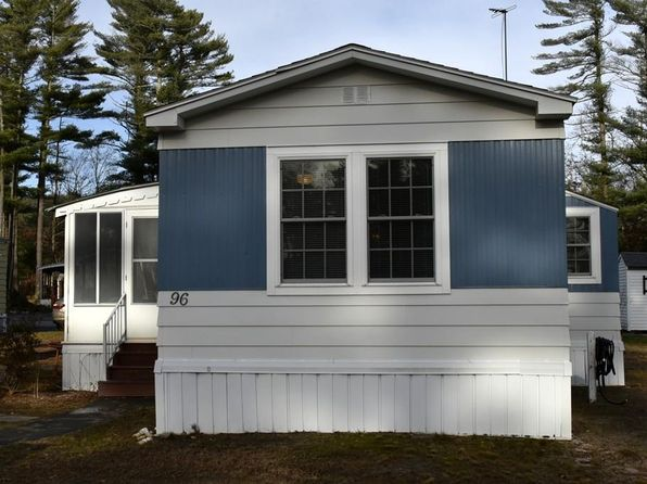 2 bed 1 bath Mobile / Manufactured at 96 Castle Dr West Wareham, MA, 02576 is for sale at 65k - 1 of 13