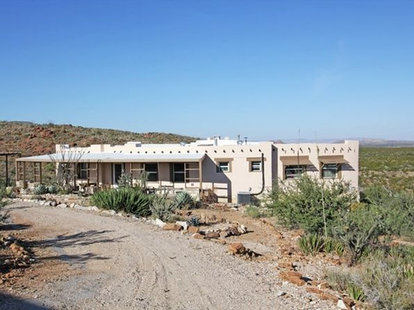 2 bed 1 bath Single Family at 650 Chapman Rd Terlingua, TX, 79852 is for sale at 390k - 1 of 33