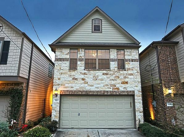 3 bed 3 bath Single Family at 5313 Gibson St Houston, TX, 77007 is for sale at 498k - 1 of 12