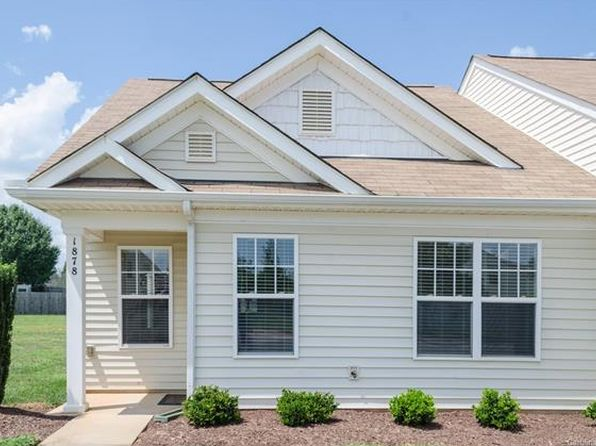 3 bed 2 bath Townhouse at 1878 Sandal Brook Rd Fort Mill, SC, 29707 is for sale at 140k - 1 of 24