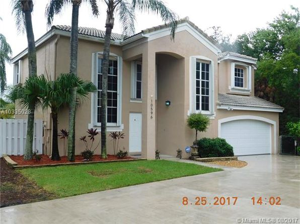 3 bed 3 bath Single Family at 10596 SW 12th Mnr Pembroke Pines, FL, 33025 is for sale at 380k - 1 of 35
