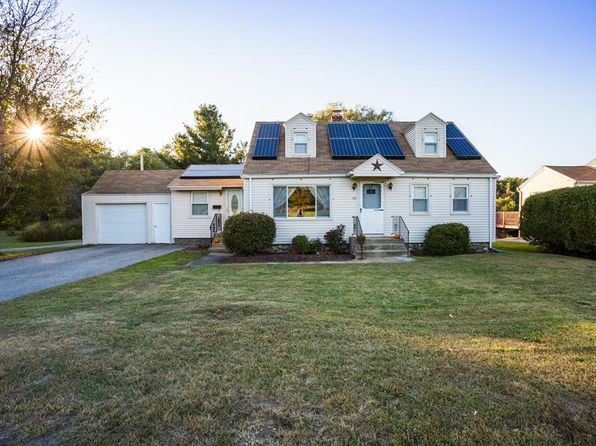 4 bed 2 bath Single Family at 302 PLEASANT ST LEICESTER, MA, 01524 is for sale at 225k - 1 of 29