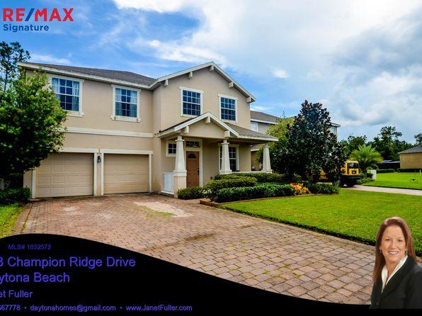 3 bed 3 bath Single Family at 513 Champion Ridge Dr Daytona Beach, FL, 32124 is for sale at 295k - 1 of 18