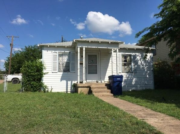 2 bed 1 bath Single Family at 118 McKinley St Garland, TX, 75042 is for sale at 95k - 1 of 18