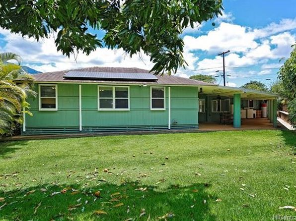 3 bed 2 bath Single Family at 67-025 Naluahi St Waialua, HI, 96791 is for sale at 785k - 1 of 16